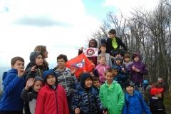 Bela stena Jastrebac - 1256mnv , 20.04.2019 Klinci planinci