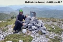 32.Jablanov vrh