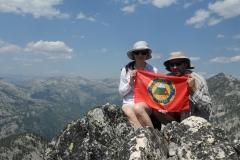 53.Snowslide Peak