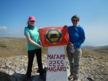 Galičici – Magaro vrv (2.245 mnv) – Baba