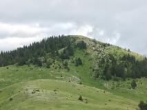 Prošćenske planine-Ljeljeni vrh 1856m